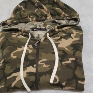 Michael Kors zip up hoodie for men's
